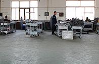 Haoyu Factory Environment