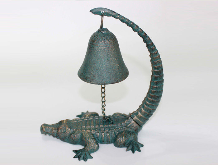 Cast Iron Bell AI15860