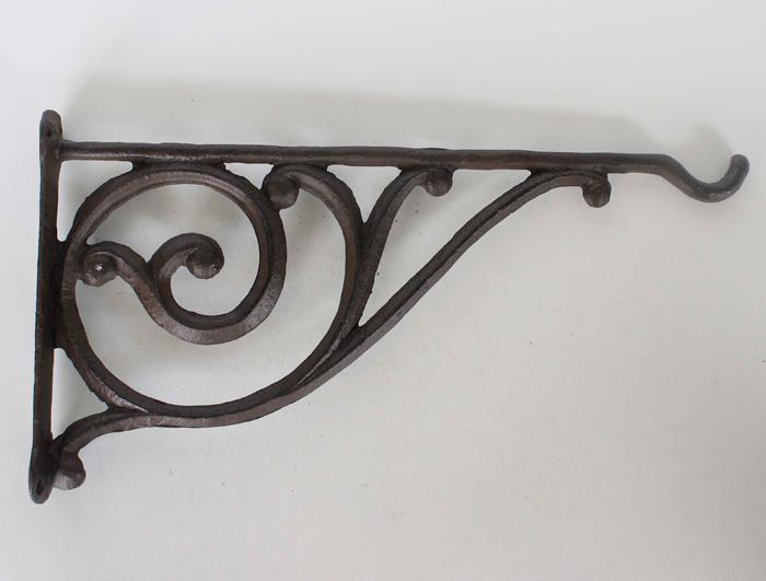 Cast Iron Corner Hook AI12067