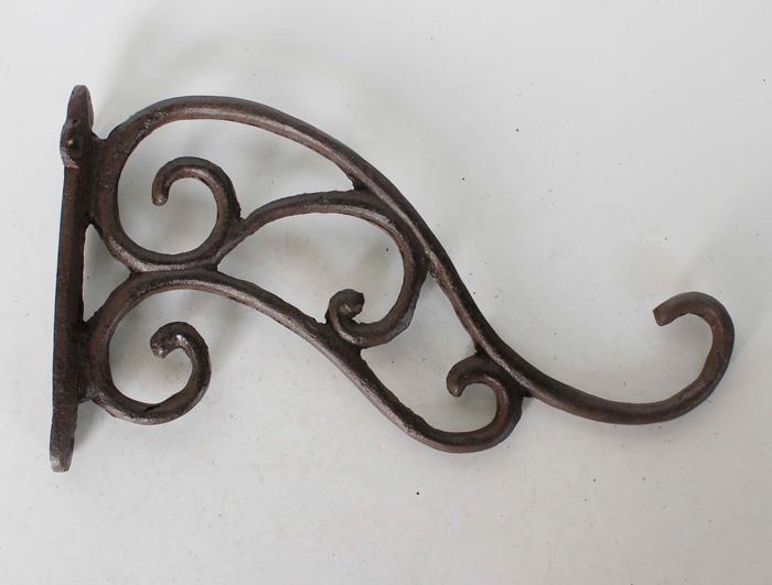 Cast Iron Corner Hook AI12284