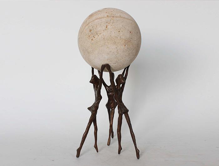 Human Sculptures 05392-C