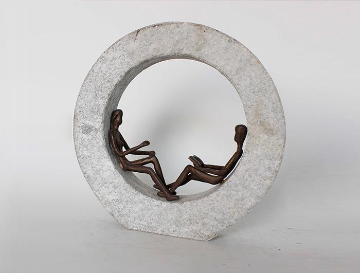 Human Sculptures 07095-C