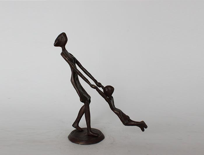 Human Sculptures 09310-C