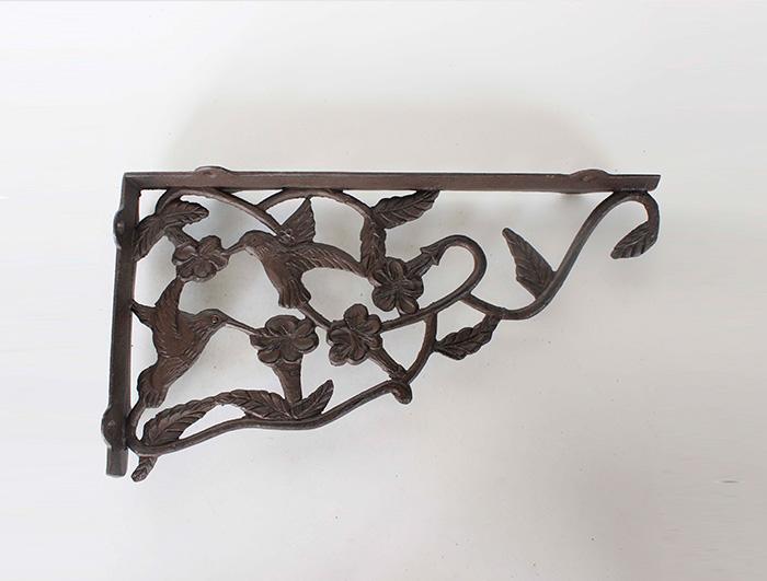 Cast Iron Corner Shelf AI13012