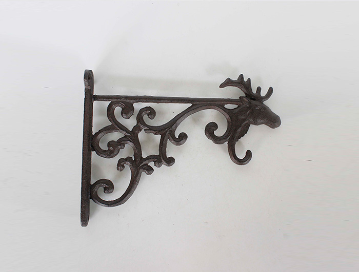 Cast Iron Corner Hook AI13017
