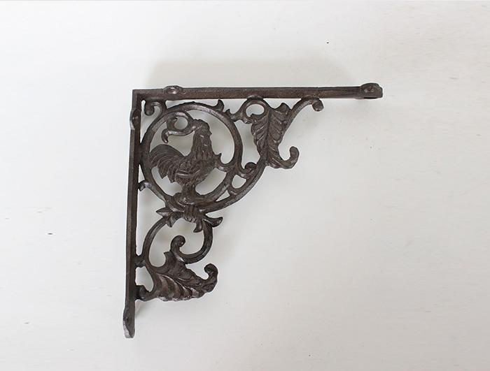 Cast Iron Corner Hook AI14632