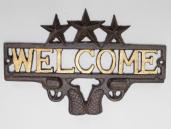 China Home Functional Decorations and Garden Welcome Signs Supplier