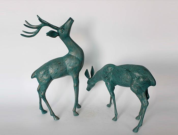 Deer Decoration For Home