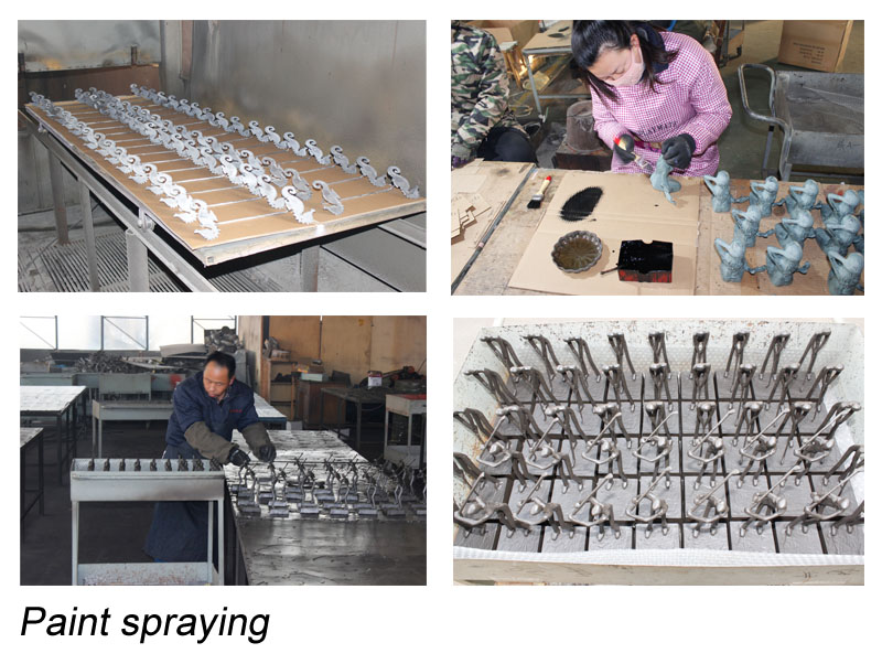 Metal Handicrafts Production Process